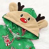 Matching Family Christmas Pajamas Set Reindeer