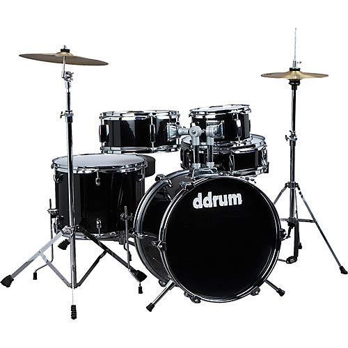 (D1 5-Piece Junior Drum Set with Cymbals)