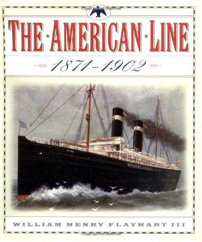 Download The American Line: Pioneers of Ocean Travel pdf epub