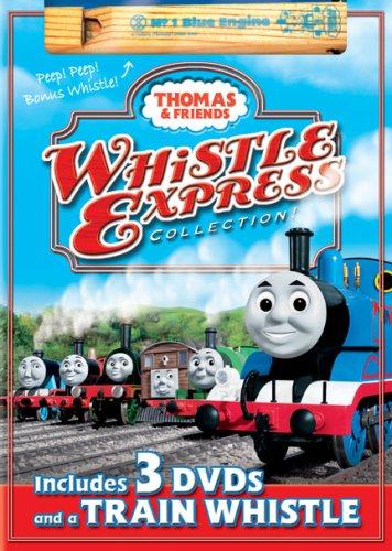 Thomas and Friends: Whistle Express Collection by Universal Studios Home Entertainment