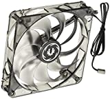 BitFenix BFF-BLF-P14025B-RP Spectre PWM 140mm LED Case Fan, Blue