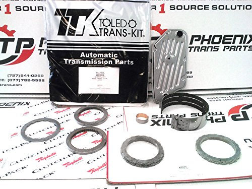 - 4R44E 5R55E Transmission Master rebuild Kit - 1997 and up