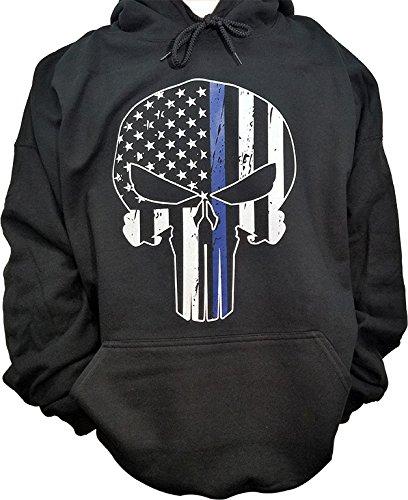Blue Adult Sweatshirt - 7