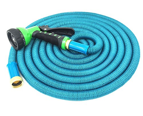 Hose, Parachute Jacket, Heavy Kink Water Hose,Expanding Hose With 7 Spray
