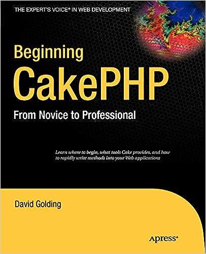 Cakephp 2 Application Cookbook Pdf