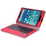 MoKo Keyboard Case for Fire HD 8 2015 - Wireless