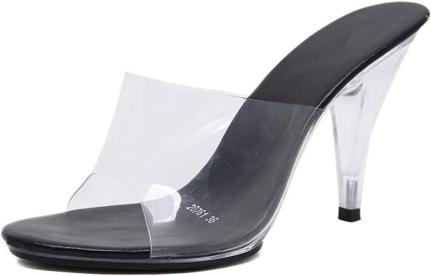 Mujeres Nuevo Negro Diamante Toe Post suela flexible y cómodo tamaño 3 sólo