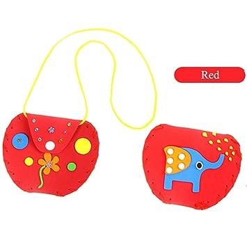 NYAOLE - Monedero para niños hecho a mano para costura ...