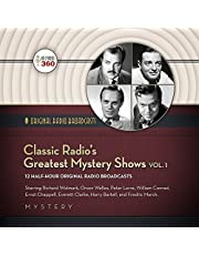Classic Radio's Greatest Mystery Shows, Volume 1 (Classic Radio Collection)