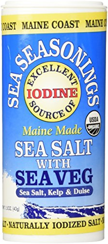 (Maine Coast, Sea Vegetables Seasonings, Sea Salt With Sea Vegetables, 1.50-Ounce)