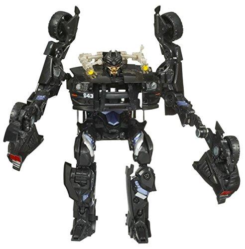 Transformers 2 Revenge of the Fallen Interrogator Barricade Action Figure