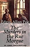 Image of The Murders in the Rue Morgue: By Edgar Allan Poe