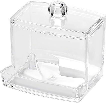 Caja de hisopo - Caja de organizador de almacenamiento de ...