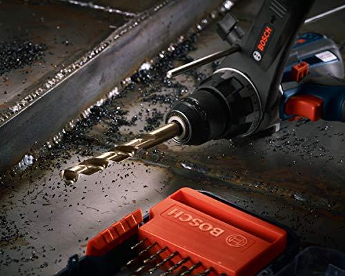 BOSCH CO2151B 3/8 In. x 5 In. Cobalt M42 Drill Bit