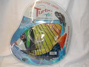 Turbo Tropical Fish Liquid Solar Blanket