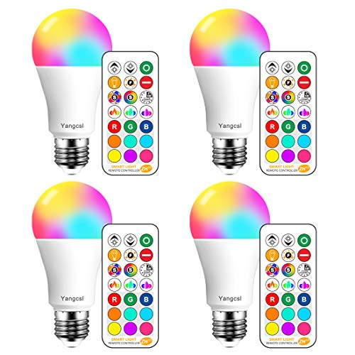 Yangcsl LED Light Bulbs
