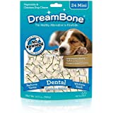 DreamBone Dental Dog Chew, Rawhide Free, Mini, 24-Count