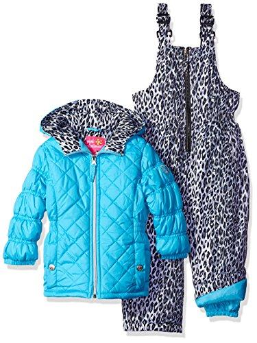 Quilted Snowsuit - 3