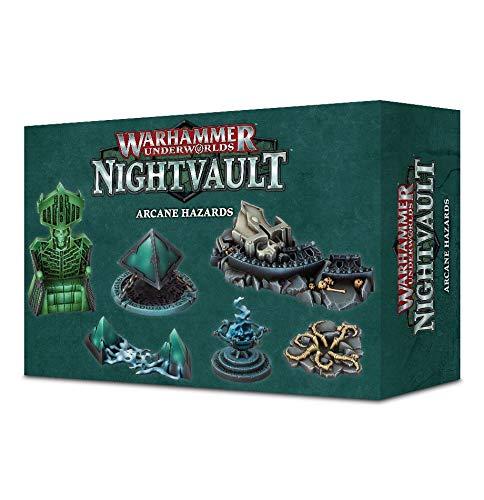 Citadel Warhammer Underworlds: Nightvault Arcane Hazards by Citadel (Image #1)