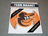 Fremont Die Consumer Products F68801 8 in. Magnet Logo - Baltimore Orioles
