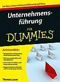 Unternehmensführung für Dummies