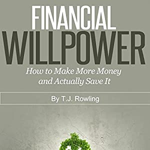 Financial Willpower Audiobook