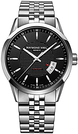 raymond weil lancer 2730 st 20021 gents 42mm automatic date raymond weil lancer 2730 st 20021 gents 42mm automatic date watch