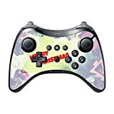 Merry Christmas Decorations Design Print Image Wii U Pro Controller Vinyl Decal Sticker Skin by Trendy Accessories
