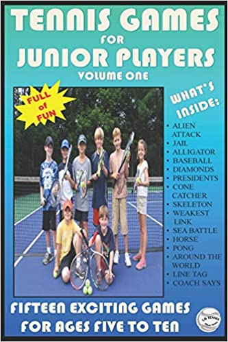 Tennis Games for Junior Players: Volume 1 (CB Tennis eBook Series): Clint Brassel: 9781520905495: Amazon.com: Books
