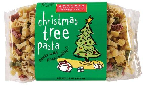 Miles Kimball Christmas Tree Shaped Pasta 14 oz.