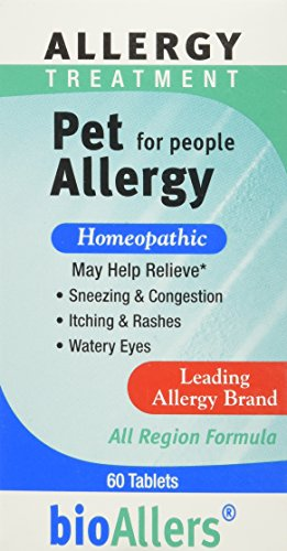 BioAllers Allergy Treatment People Tablets product image