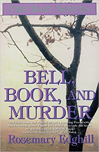 Amazon com: Bell, Book, and Murder: The Bast Mysteries
