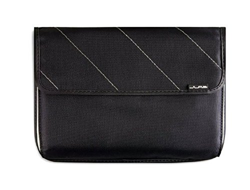"JLAB 7CSNYBK 7"" Universal Nylon Tablet Sleeve, Black, 7 Inch"
