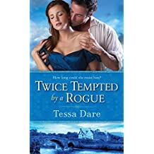 Twice Tempted by a Rogue (The Stud Club Trilogy Book 2)