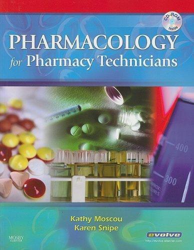 Pharmacology for Pharmacy Technicians, 1e
