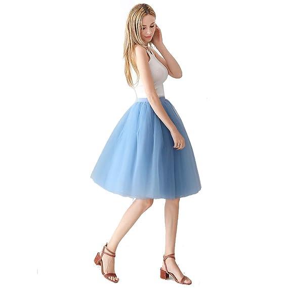 Aivtalk - Falda de tutú para Mujer, tutú Corto, diseño clásico ...