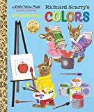 Richard Scarry's Colors (Little Golden Book)