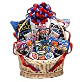 College Care Package: Coca Cola and Snacks Gift Basket - Large
