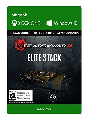 Gears of War 4: Elite Stack - Xbox One / Windows 10 Digital Code by Microsoft