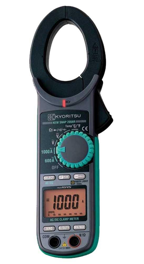 共立電気計器 (KYORITSU) 2056R キュースナップAC/DC電流測定用クランプメータ B00D764730