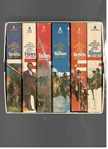 Series Bicentennial - The American Bicentennial Series, The Kent Family Chronicles, Volumes I-6, Boxed Set [Paperback]1976 by John Jakes