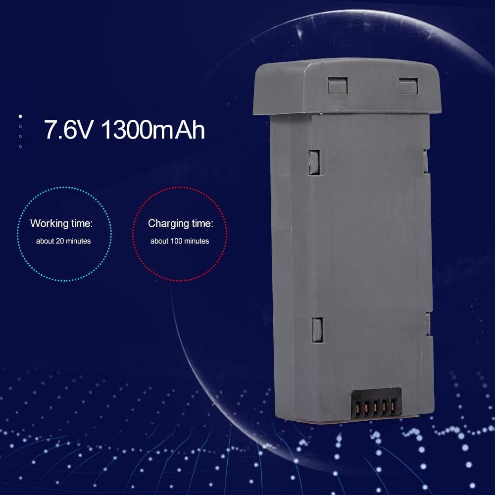 Cigooxm Attop - Batería para Attop X-Pack Plus WiFi FPV (7,6 V, 1300 mAh): Amazon.es: Electrónica
