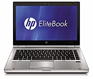 HP EliteBook 8460P 14-inch Notebook PC - Intel Core i7-2620M 2.7GHz 4GB 250GB Windows 10 Professional (Certified Refurbished).