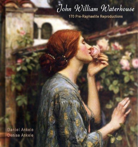John William Waterhouse: 170 Pre-Raphaelite Paintings - Gallery - William Daniels Painter
