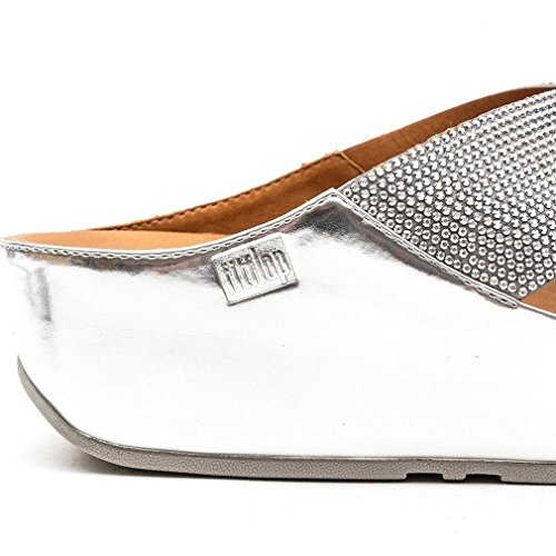 FitFlop Crystall - Silver