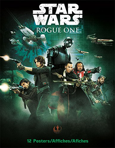 Trends International Lucasfilm Star Wars Rogue One Prints Poster Book 8.5