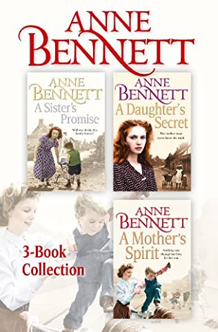 book cover of Anne Bennett 3-Book Collection
