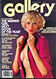 Gallery Adult Magazine November 1978 Cover Girl - The Girl Next Door Winner