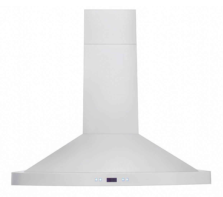 Proline Range Hoods PLFW 520.30 600 CFM Wall Range Hood, 30' 30