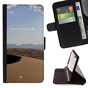 For HTC One M9,S-type Naturaleza Hermosa Forrest Verde 127- Dibujo PU billetera de cuero Funda Case Caso de la piel de la bolsa protectora